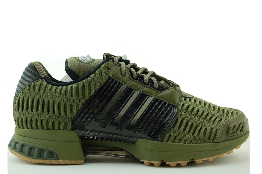 adidas Clima Cool 1 Sneaker Grün Herren Schuhe NEU